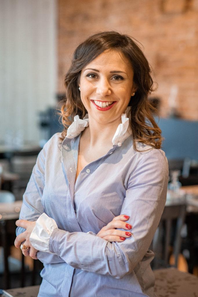 Camille Pouponneau, candidate d'un projet citoyen
